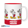 DISNEY - Mug - 460 ml - Sketch Mickey - porcl. avec boîte