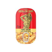 The Queen of the Coast tonhalsaláta csicseriborsóval, 125 g