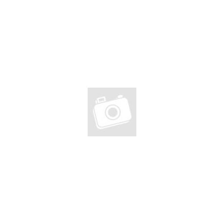 Rózsaszín Tök Formájú Parti Tányér Halloween-re - 25 cm, 6 db-os